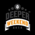 Deeper Weekend 2014 - Color PNG Format