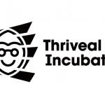 Thriveal Incubator Vertical Logo - Black JPG Format