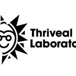 Thriveal Laboratory Vertical Logo - Black JPG Format