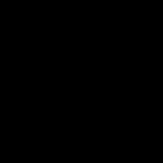 Thriveal Members Vertical Logo - Black PNG Format